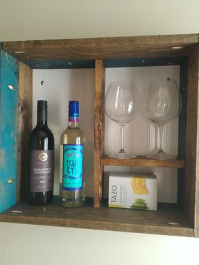 Custom Made Barnwood, Medicine Cabinet, Bathroom Cabinet, Crate, Liquor Cabinet, Apothecary Cabinet