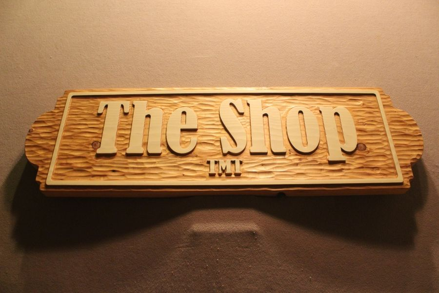 Hand Crafted Custom Wooden Signs Carved Wood Signs