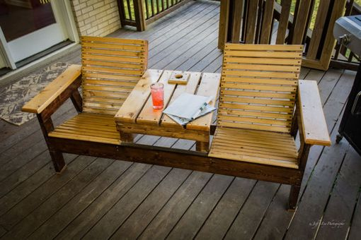 Pleasant Bench Seat Made From Chairs 20 Bookish Benches And Chairs Gmtry Best Dining Table And Chair Ideas Images Gmtryco