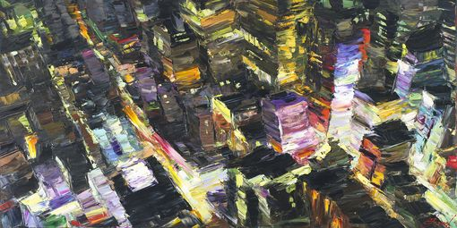 "Custom Made ""On The Top Of The City"" 