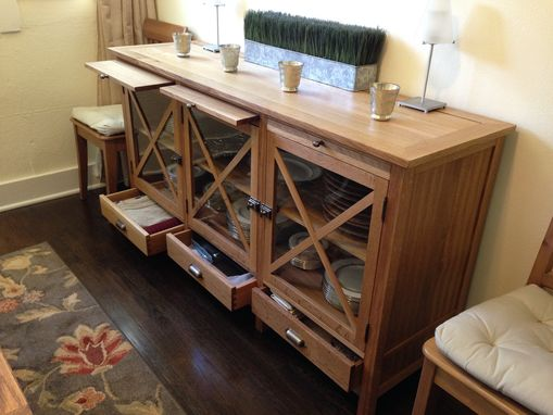 Custom Made Buffet Sideboards