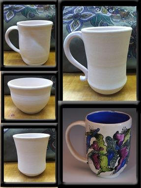 Custom Made Unique Custom Ceramic Mugs