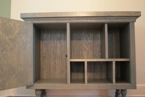 Custom Made French Country Cabinet