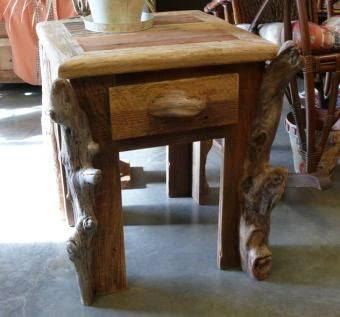 Douglas And William Hickman Majestic Rustic Driftwood Recycled Wood Furniture Hobbit Creations Eastsound Wa