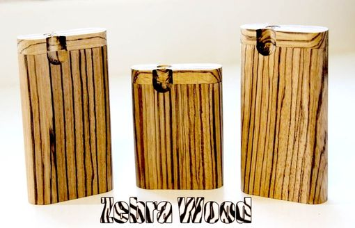 Custom Made Zebra Wood Short