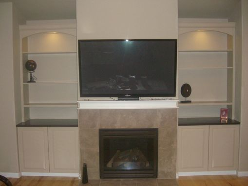 Custom Made Media Center