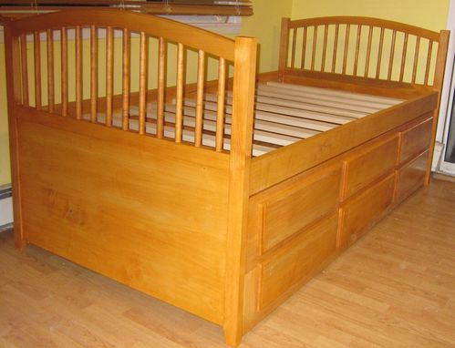 Custom Made Twin Size Trundle