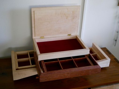 Custom Made Jewelry Box Named Patients