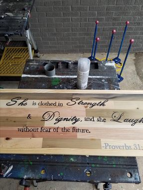 Custom Made Custom Quote Signs