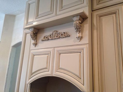 Custom Made Custom Range Hood