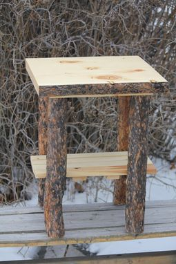 Custom Made Handcrafted Log Tables
