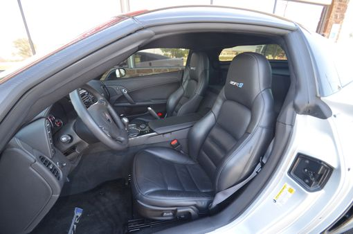Hand Made Chevrolet C6 Corvette 2012 Seat Conversion Kit