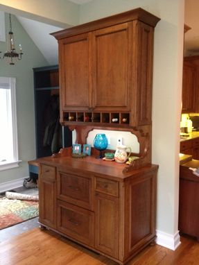 Custom Made Custom Hand Made Armoire