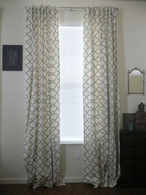 Custom Made Custom Made Window Curtains Or Drapes, Braemore Conservatory In Bark Featured