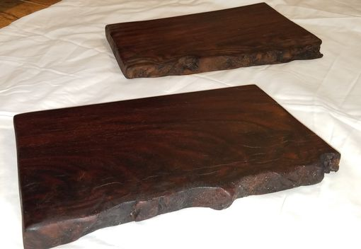 Custom Made Natural And Live Edge Snack Boards & Cheese Trays