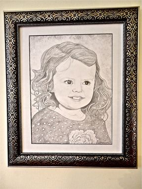 Custom Made Custom Drawings Of Homes, Children & Pets By Chip Ghigna