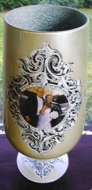 Custom Made Unique Handmade Personalized Wedding Gift.