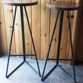 metal bar stools custommade com