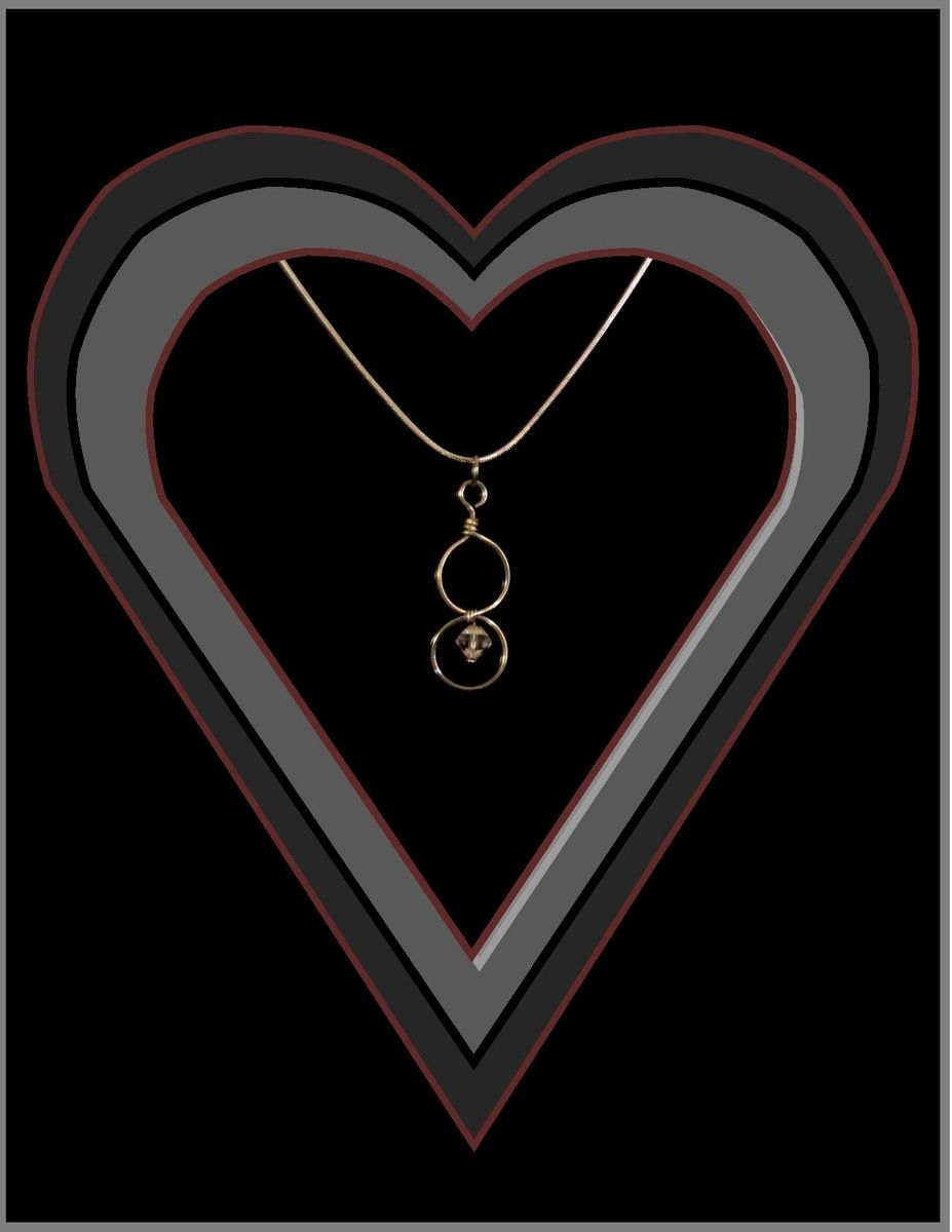 mothers mother daughter necklace infinity itm silver day for pendant gift heart mom