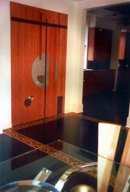 Custom Made Elevator Door