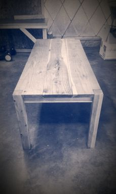 Custom Made The Gridley - Dining Table