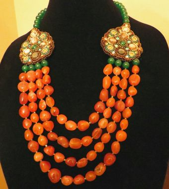 Custom Made Hand Made  Bead Jewelry