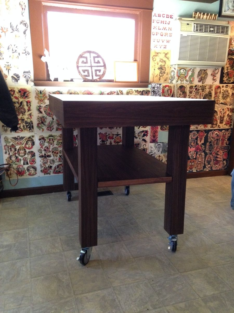 Handmade Drawing/Light Table by Dan Nickel Builds LLC ... for Drawing Table With Light  53kxo