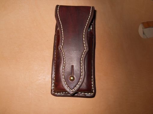 Custom Made Custom Leather Phone Cases Or Misc. Belt Sheaths
