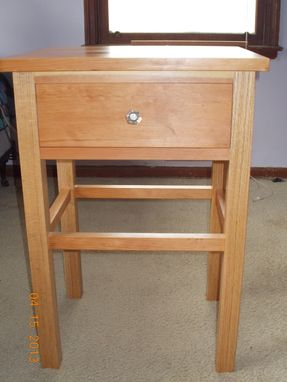 Custom Made Night Stand