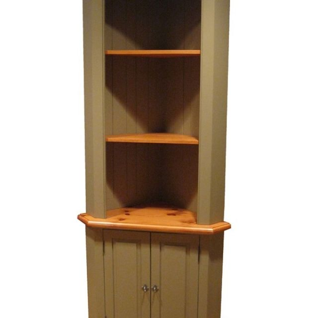 Custom Dining Room Corner Hutch By Ken Dubrowski Artisans Studio