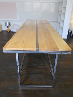 Handmade Fondren Church Table By D P Design Build Llc