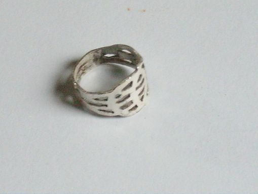 Custom Made Anna's  Ring
