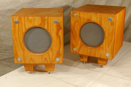 Custom Made Speaker Cabinets