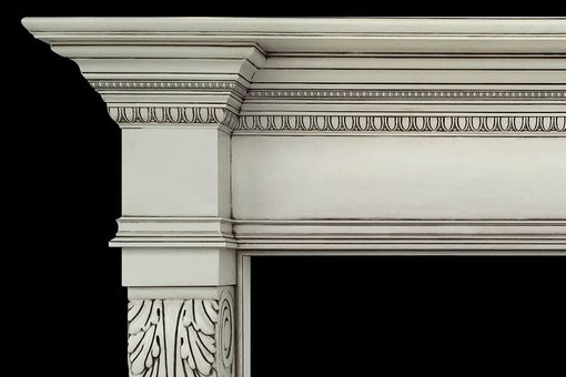 Custom Made Elegant San Diego Mantel