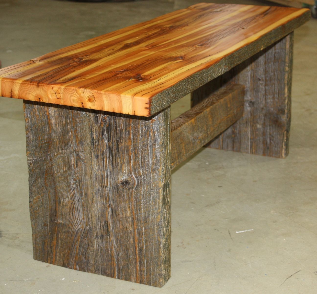 Custom Made Boot Bench By Tom S Custom Woodworking Inc
