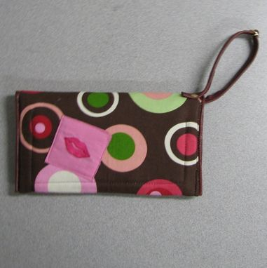 Custom Made Wrist Wallet-Just For Fun