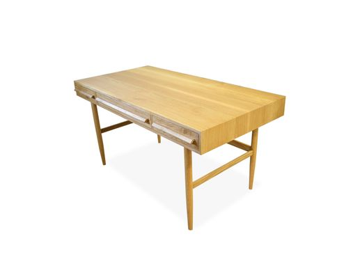 Custom Made Mid Century Modern Style Desk