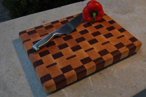 Custom Made Butcher Block Cutting Boards