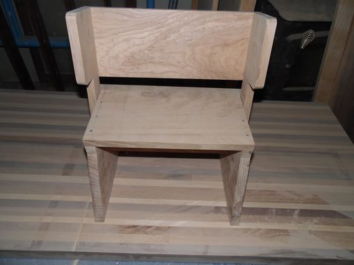 Custom Made Child Chair/Step Stool