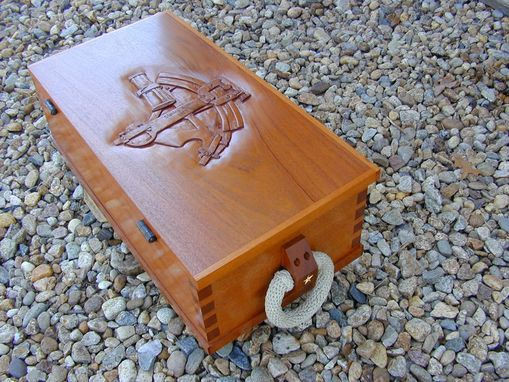 Custom Made Ditty Box- Stanley 1885