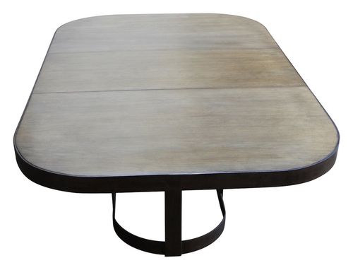 Custom Made Philadelphia Oval Extension Dining Table