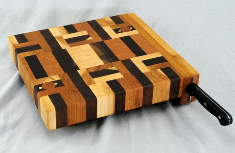 Custom Made End Grain Chopping Blocks