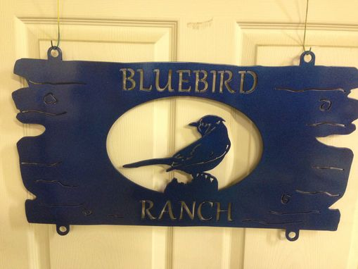 Custom Made Bluebird Ranch