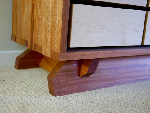 Custom Made Floating Drawers Wide