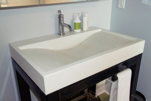 Custom Made Custom Concrete Countertops