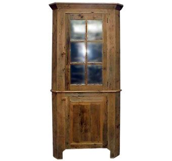 Custom Made Barnwood Hutch