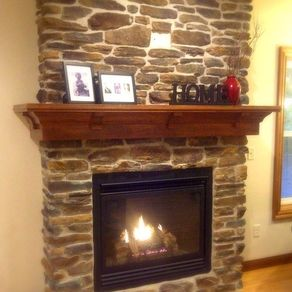 mission style fireplace mantel. Maple Mantel  Craftsman Style Custom Mantels CustomMade com