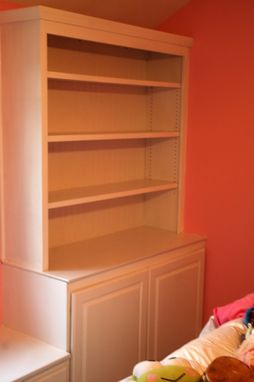 Custom Made Cabinets / Bookcases & Storage Seat