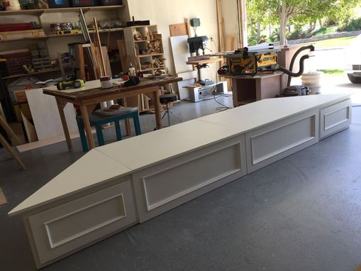 Custom Made Nook Banquette/Bench