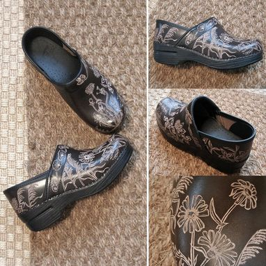 Custom Made Customized Dansko Clogs